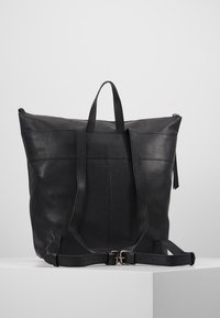 Zign - LEATHER - Reppu - black - 2