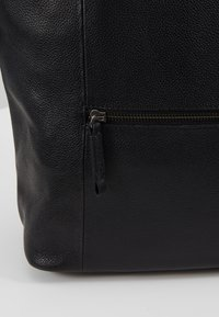 Zign - LEATHER - Reppu - black - 6