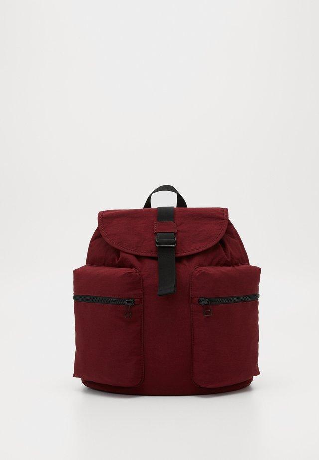 Rucksack - dark red
