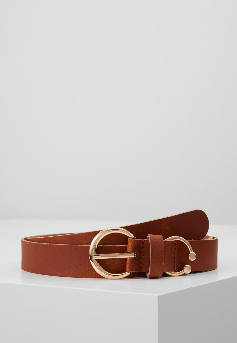 Zign - Belt - cognac