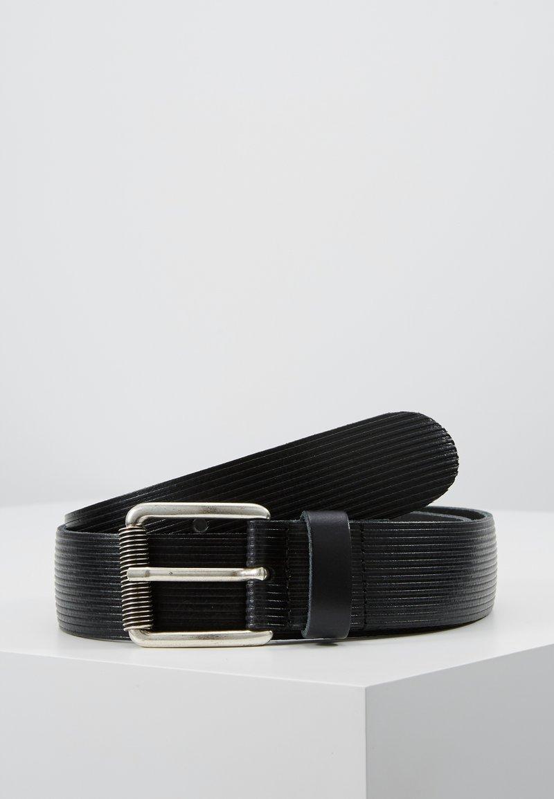 Zign - Cinturón - black