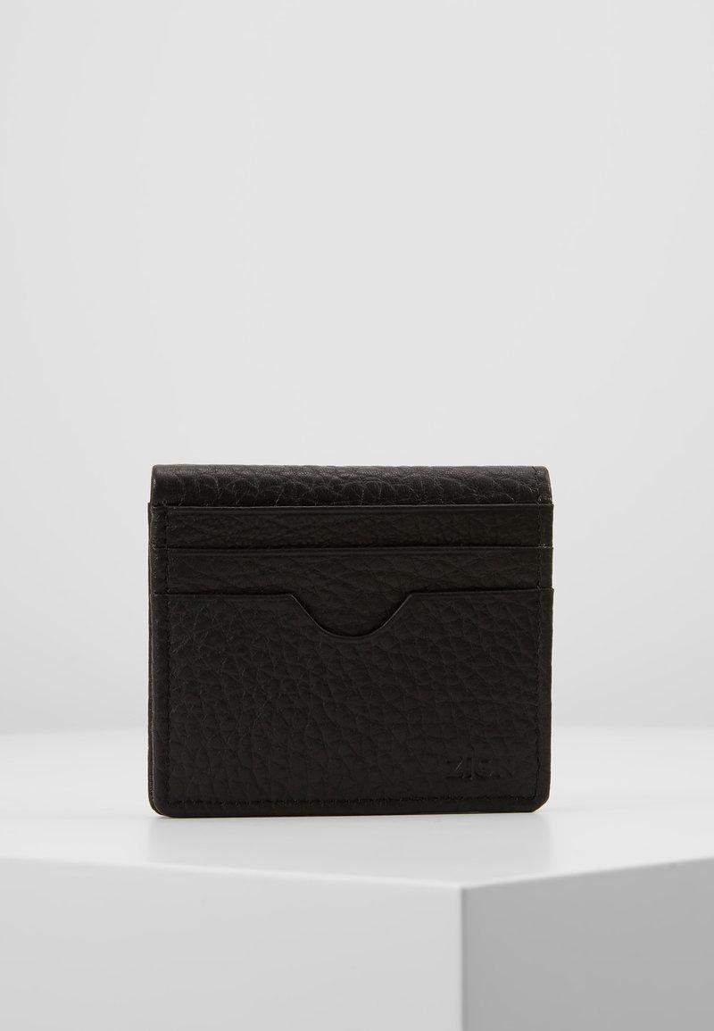 Zign - LEATHER - Wallet - black
