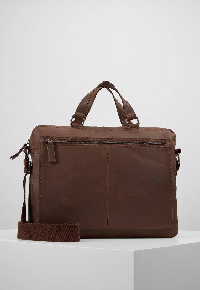 Zign - Briefcase - dark brown