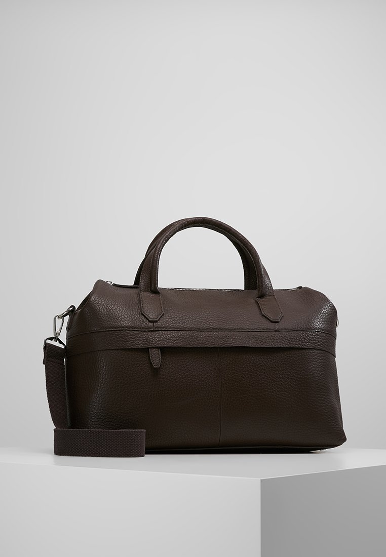 Zign - Weekend bag - dark chocolate