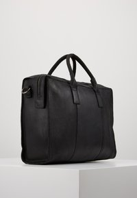 Zign - LEATHER - Briefcase - black - 3