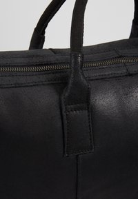 Zign - LEATHER - Briefcase - black - 6