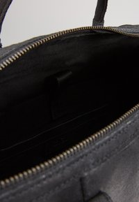 Zign - LEATHER - Briefcase - black - 4