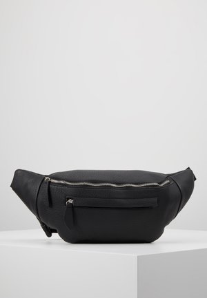 PAXTON-LEATHER - Marsupio - black