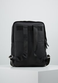 Zign - UNISEX LEATHER  - Rucksack - black - 2