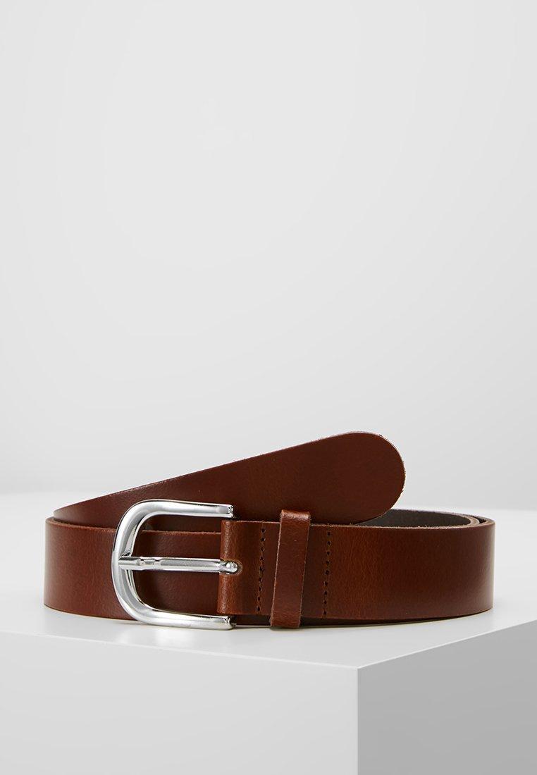 Zign - Belt business - cognac