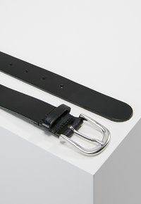 Zign - LEATHER - Belt business - black - 2