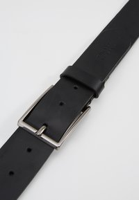 Zign - UNISEX LEATHER - Riem - black - 6