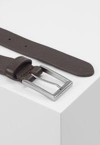Zign - UNISEX LEATHER - Formální pásek - brown - 1