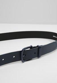Zign - Belt - dark blue - 3