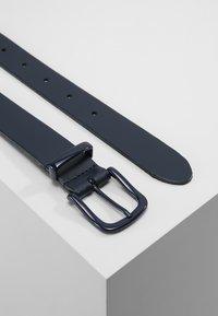 Zign - Belt - dark blue - 2