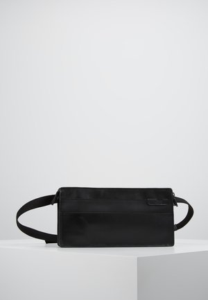 UNISEX LEATHER - Rumpetaske - black