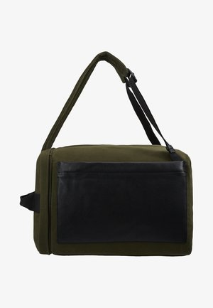 UNISEX - Sports bag - oliv/black