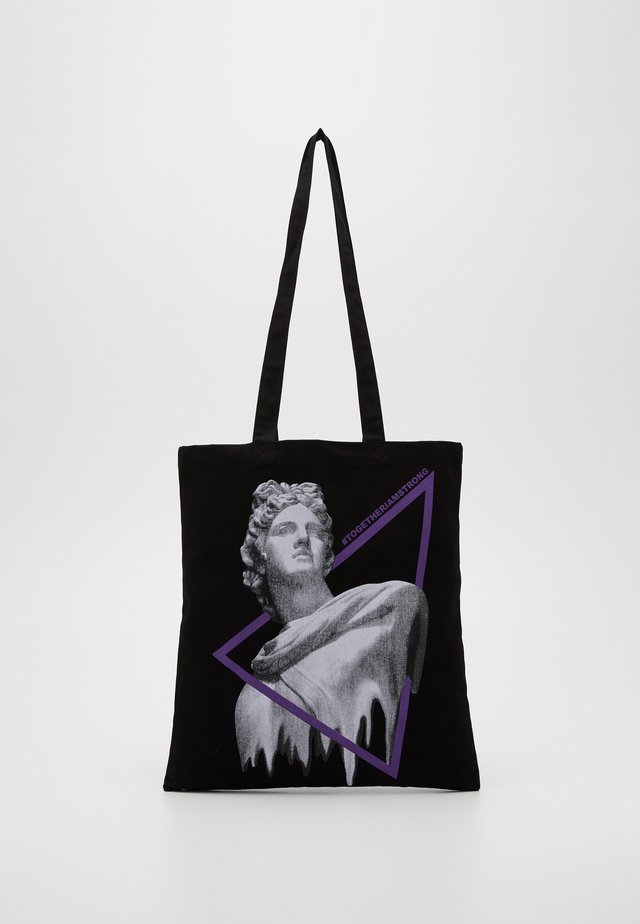 UNISEX - Shopping Bag - black