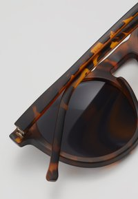 Zign - UNISEX - Sunglasses - brown/black - 2