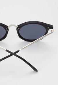 Zign - UNISEX - Sluneční brýle - black - 2