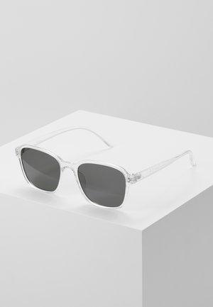 UNISEX - Sunglasses - transparent