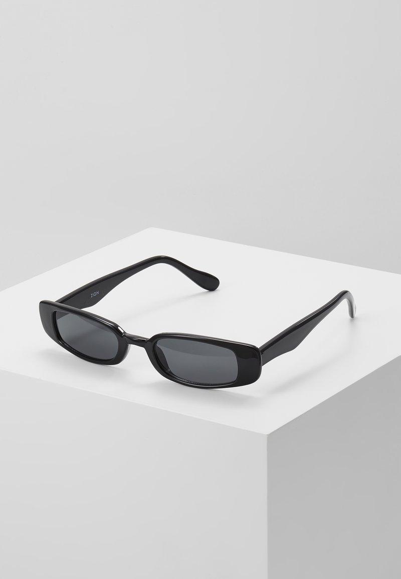 Zign - UNISEX - Solglasögon - black