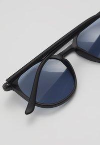 Zign - UNISEX - Sunglasses - black/blue - 2