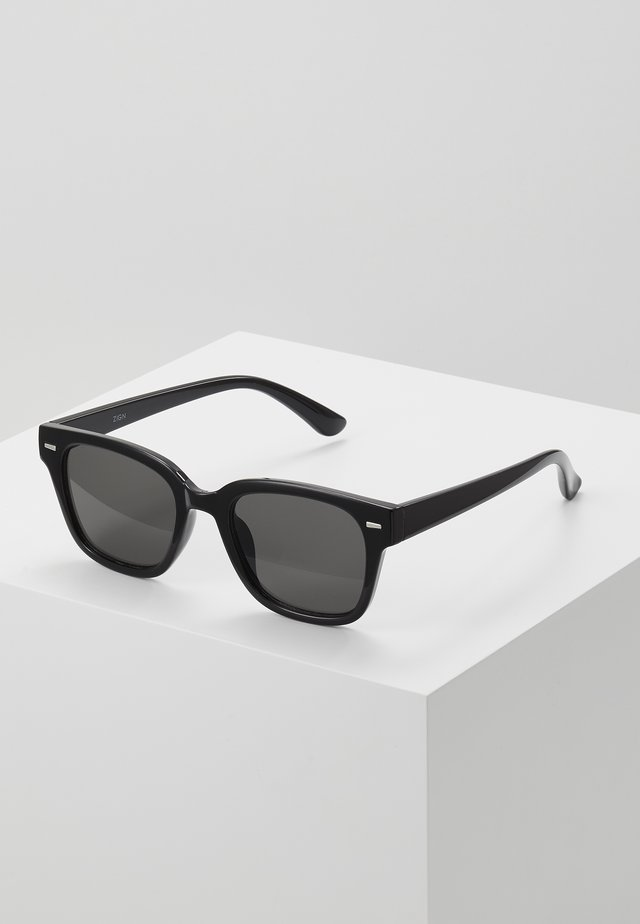 UNISEX - Solglasögon - black
