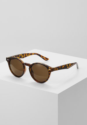 UNISEX - Sunglasses - brown