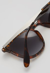 Zign - UNISEX - Sunglasses - brown/black - 2