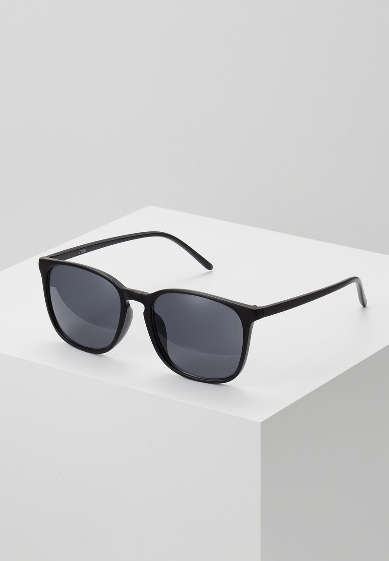 Zign - UNISEX - Sunglasses - black