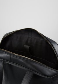 Zign - UNISEX LEATHER - Rucksack - black - 4