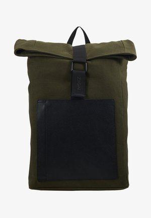 UNISEX - Sac à dos - oliv/black