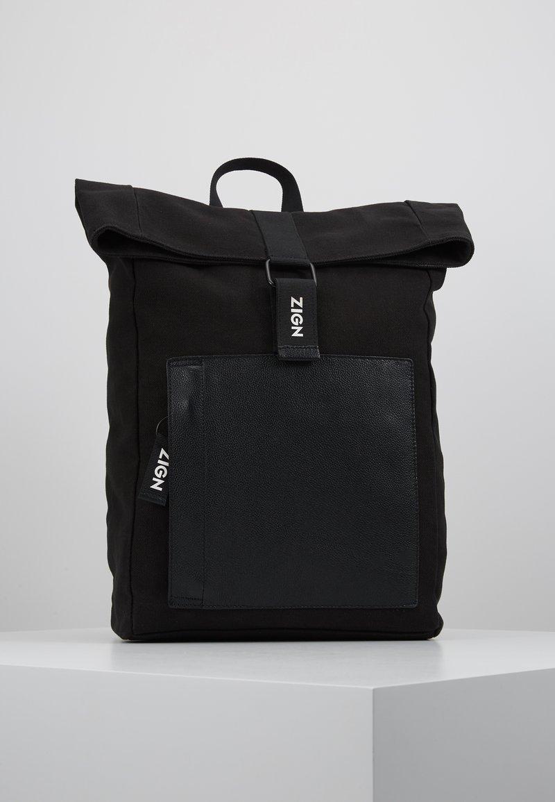 Zign - UNISEX - Zaino - black