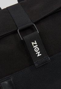 Zign - UNISEX - Zaino - black - 7