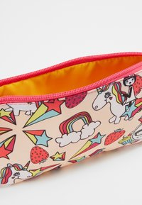Zip and Zoe - PENCIL CASE UNICORN - Penál - rose colorful - 5