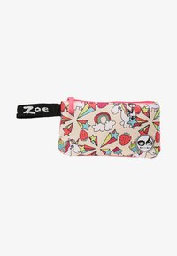 Zip and Zoe - PENCIL CASE UNICORN - Penál - rose colorful - 1