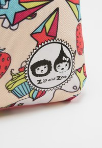 Zip and Zoe - PENCIL CASE UNICORN - Penál - rose colorful - 2