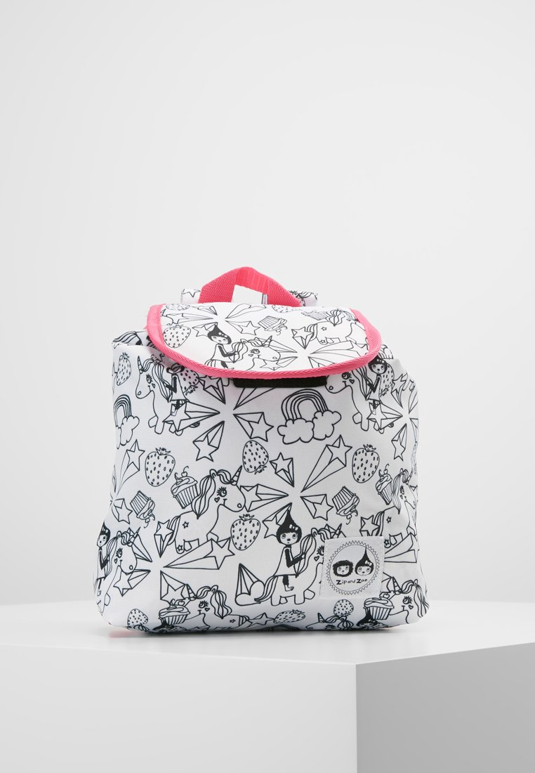 Zip and Zoe - COLOUR & WASH BACKPACK - Sac à dos - multi-coloured