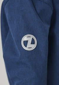 ZIGZAG - MANON MELANGE WATERPROOF - Übergangsjacke - 2012 true blue - 6