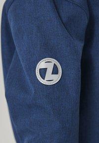 ZIGZAG - MANON MELANGE WATERPROOF - Light jacket - 2012 true blue - 6