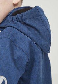 ZIGZAG - MANON MELANGE WATERPROOF - Light jacket - 2012 true blue - 7
