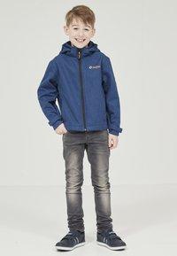 ZIGZAG - MANON MELANGE WATERPROOF - Light jacket - 2012 true blue - 1
