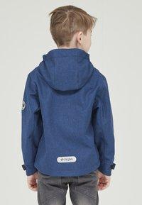 ZIGZAG - MANON MELANGE WATERPROOF - Light jacket - 2012 true blue - 3