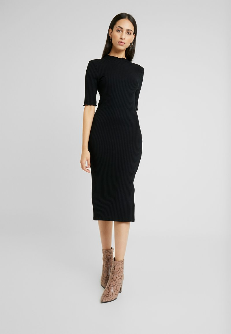 Zign Tall - BASIC - Shift dress - black