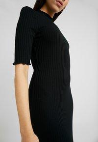Zign Tall - BASIC - Shift dress - black - 4