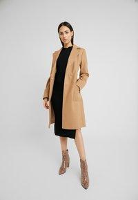 Zign Tall - BASIC - Shift dress - black - 2