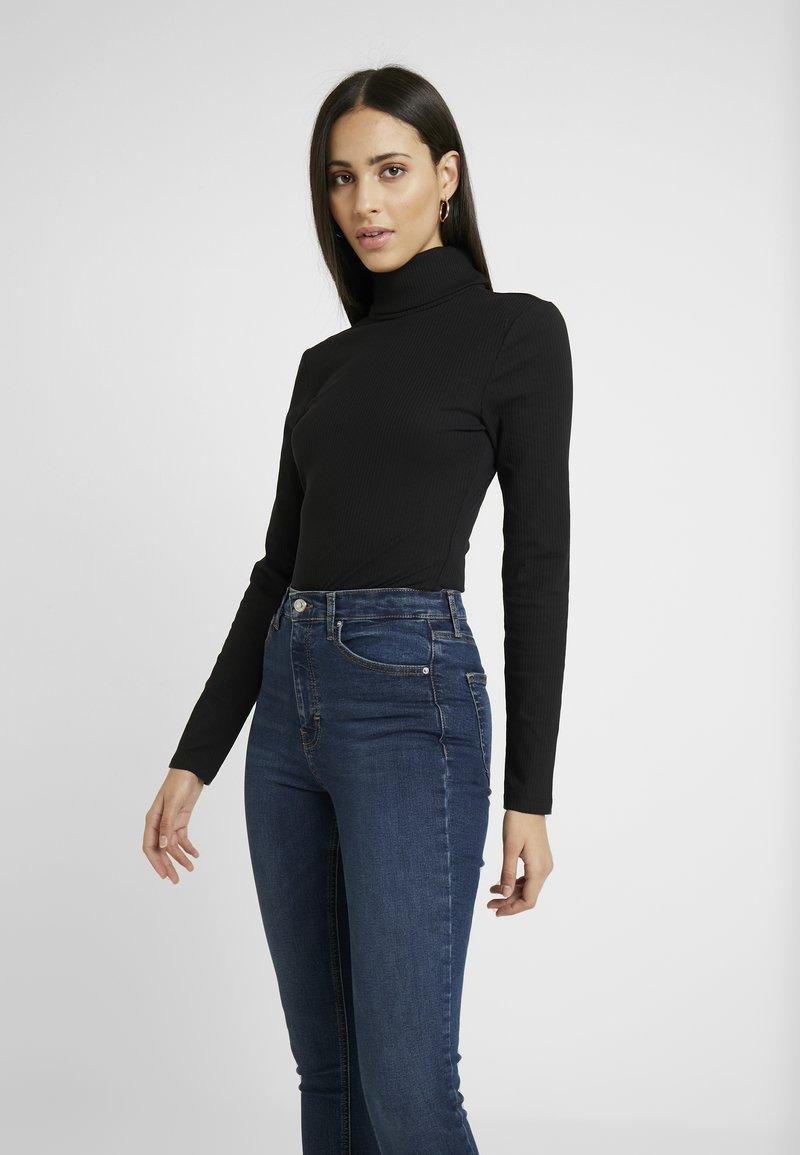 Zign Tall - Långärmad tröja - black
