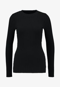 Zign Tall - Sweter - black - 3