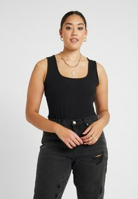 Zign Curvy - Top - black - 0